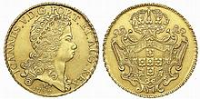 Brazil - D. João V - Dobra 1733 M