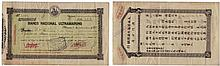 Paper money - Macau 400 Patacas 1939