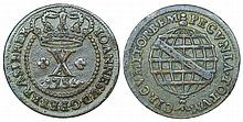 Brazil - D. Joao V - X Reis 1735