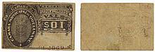 Paper money - Mozambique 1 Centavo nd
