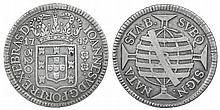 Brazil - D. Joao V - 320 Reis 1749 R