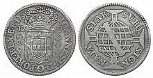 Brazil - D. Joao V - 160 Reis 1749