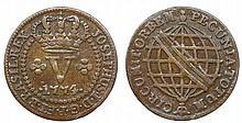 Brazil - D. Jose I - V Reis 1774