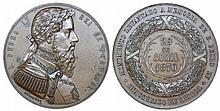 Medal - D. Pedro IV 1870