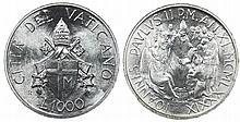 Vatican City - 1000 Lire 1989