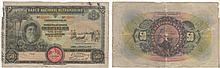 Paper money - Mozambique 50 000 Réis 1909, VERY RARE