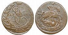 Russia - 2 Kopeks 1768