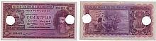 Paper Money - Portuguese India 100 Rupias 1945
