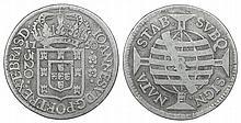 Brazil - D. Joao V - 320 Reis 1750 R