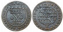 Brazil - D. Joao V - X Reis 1732 B