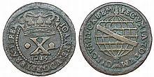 Brazil - D. Joao V - X Reis 1715