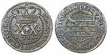 Brazil - D. Joao V - XX Reis 1735
