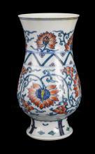 Lotus Pattern Doucai Vase, Late 19th Century