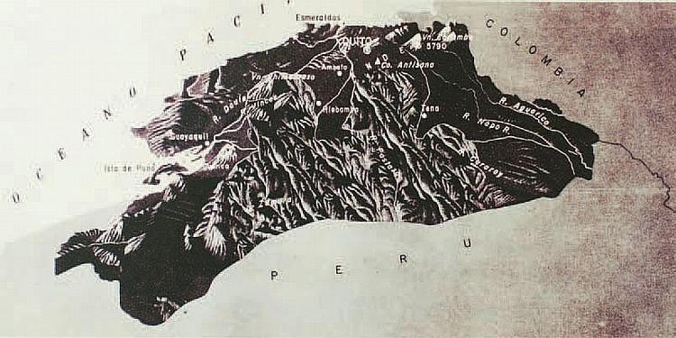 Alexander Apóstol Ecuador. Serie W.M.JACKSON, Inc