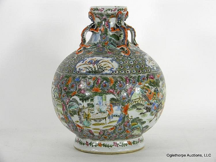 CHINESE EXPORT PORCELAIN JUG