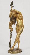 BRONZE DE JEAN LEON GEROME (1824-1904)