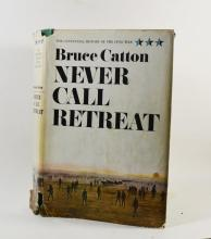 Never Call Retreat-First Edition-1965-Hardcover
