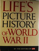 Lifes First Edition Picture History of WW-2