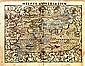 Typus Universalis World  Sebastian Munster 1545  B+