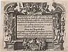 Emblemata Nobilitati et Vulgo Scitu Digna: Singulis Historiis Symbola Adscripta & Elegantes Versiis Historiam Explicates...