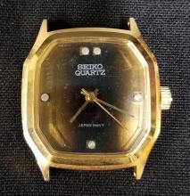 Vintage Jeweled Seiko Watch