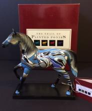 Rare Trail of Painted Ponies