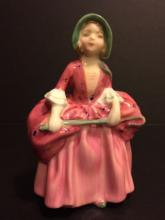 Rare 1937 ROYAL DOULTON Figurine -