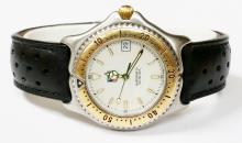 Tag Heuer SEL Chronometer Automatic WI2150 Steel 18K