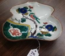 19th Century Chinese Hand Painted Dish