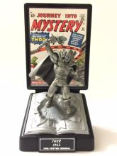 Rare 1962 THOR Silver Age Fine Pewter Figure