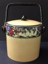 Ex. Rare Signed KIRALPO WARE of England Porcelain