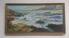 Oil on Canvas Signed Ruth D. Jones
