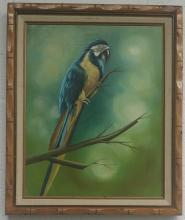 Oil on Canvas Signed L. Casey