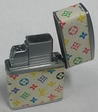 Louis Vuitton Style Lighter