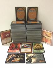 LG Collection of Vintage MAGIC the GATHERING Cards