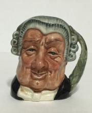 1958 ROYAL DOULTON Character Toby Mug