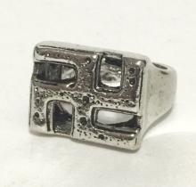 Vintage NAZI Germany Swastika Men's Ring