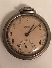 Antique WESTCLOX Pocket Ben Pocket Watch
