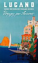 DANIELE BUZZI Lugano. Voyagez par Swissair