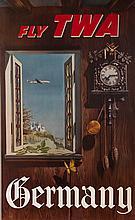 WILLIAM BEECHER Germany. Fly TWA