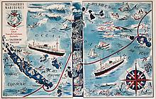 HERVÉ BAILLE Messageries Maritimes Tahiti-Nouvelle Caledonie-Australie
