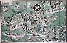 HERVÉ BAILLE Messageries Maritimes - Viet-Nam - Cambodge - Laos - Courriers d'Extrème-Orient