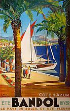 E. PAUL CHAMPSEIX Côte d'Azur - Été-Hiver - Le pays du soleil et des fleurs