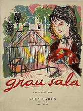 EMILI GRAU SALA Sala Pares 5 al 20 marzo 1966