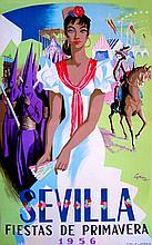 SERNY Sevilla Fiestas de Primavera 1956