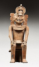 ART OF PRE-COLOMBIAN AMERICA, OCEANIAN AND INDONESIAN ART