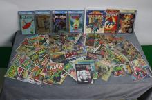 Million Dollar Comic Book Collection Auction No Reserve Broken into 5 Lots by Orrill's Auction