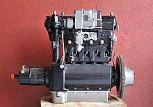 Moteur ARIES avec un carburateur ZENITH.