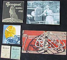 En 201 par Monts, et par Vaux - Les modèles PEUGEOT 1931 - PEUGEOT 201, une grimpeuse - PEUGEOT 1931 - PEUGEOT 201 utilitaire - PEUGEOT 1200 KG - Tarifs PEUGEOT 201 - Véhicules utilitaire PEUGEOT : à pleine charge pour le moindre budget - 12 six