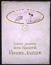 -Catalogue PANHARD & LEVASSOR de 1908.